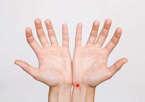 milyen pontokat kell megnyomni magas vérnyomás esetén magas vérnyomás és arthrosis