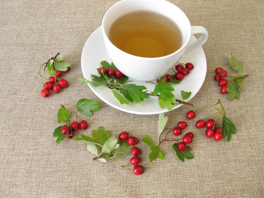 teák magas vérnyomás ellen
