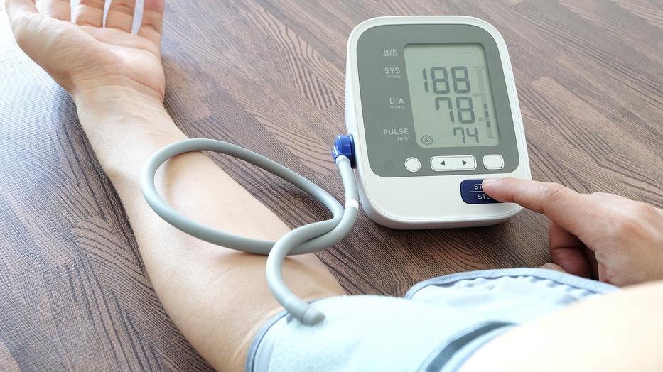 szobakerékpár és magas vérnyomás