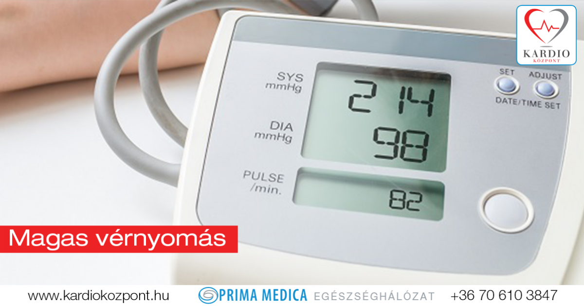 mit lehet és mit nem lehet tenni magas vérnyomás esetén