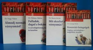 magas vérnyomás-megelőzési könyvek