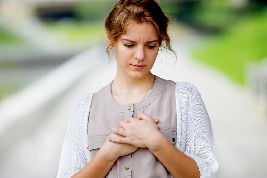 Pánikroham vagy infarktus? - Hogyan lehet megkülönböztetni?