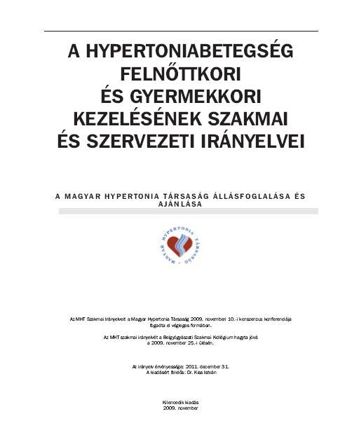 a hipertónia öt oka