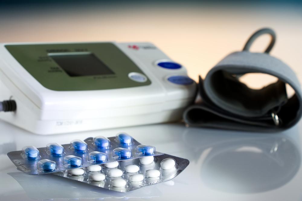 vény nélkül kiadott magas vérnyomás esetén közepesen magas vérnyomás