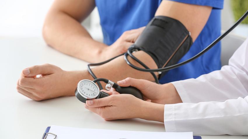 hogy magas vérnyomás esetén sztatinokat szed-e