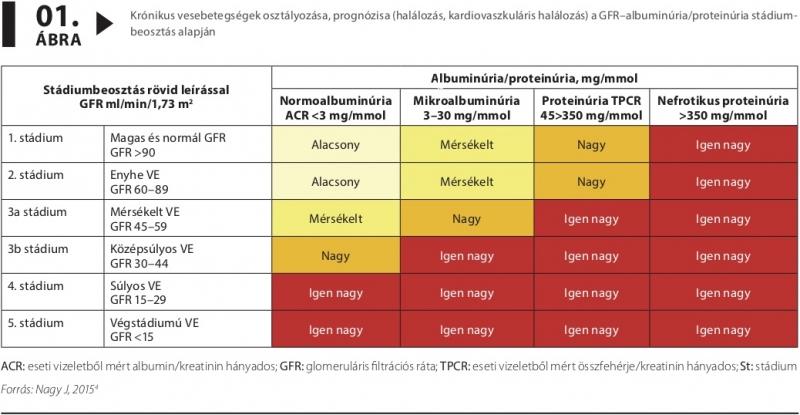 magas vérnyomás kezelése krónikus veseelégtelenségben