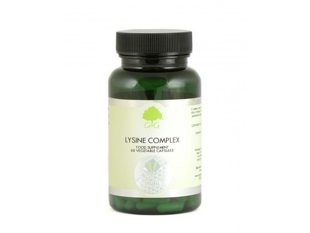 Life Extension L-lizin mg / db