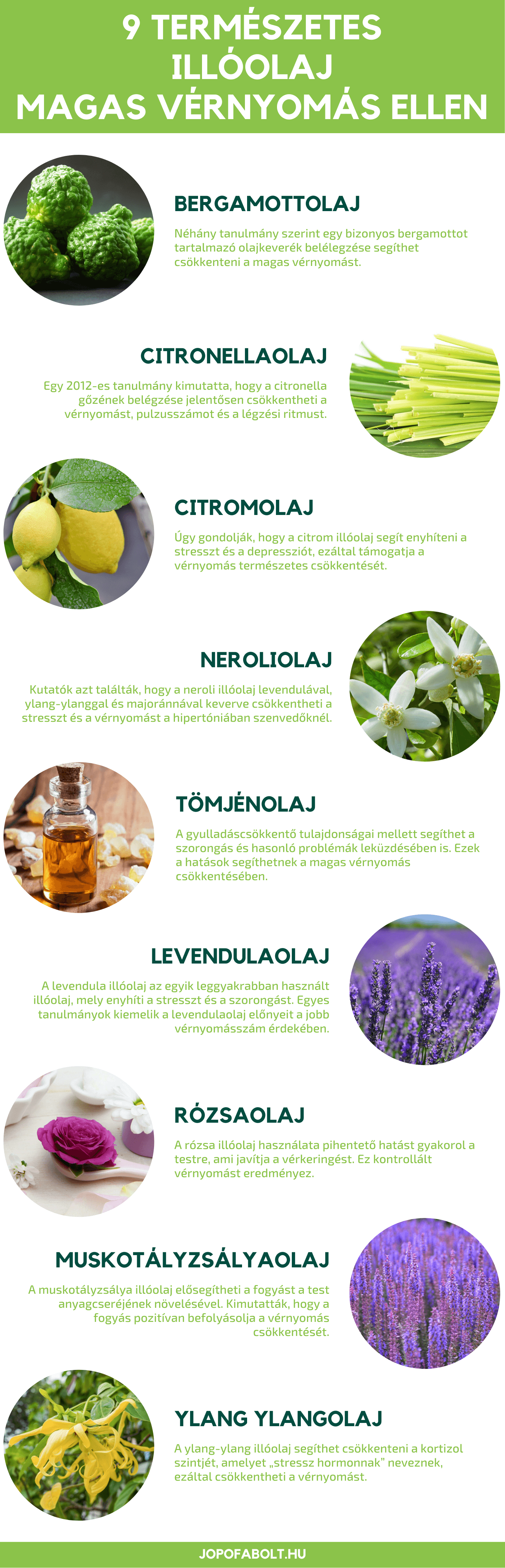 Tippek, hogyan csökkentse a magas vérnyomást aromaterápiával | Gyógyszer Nélkül