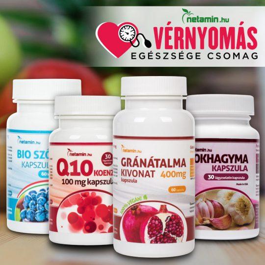 Q10 koenzim, a szívvédő vitamin