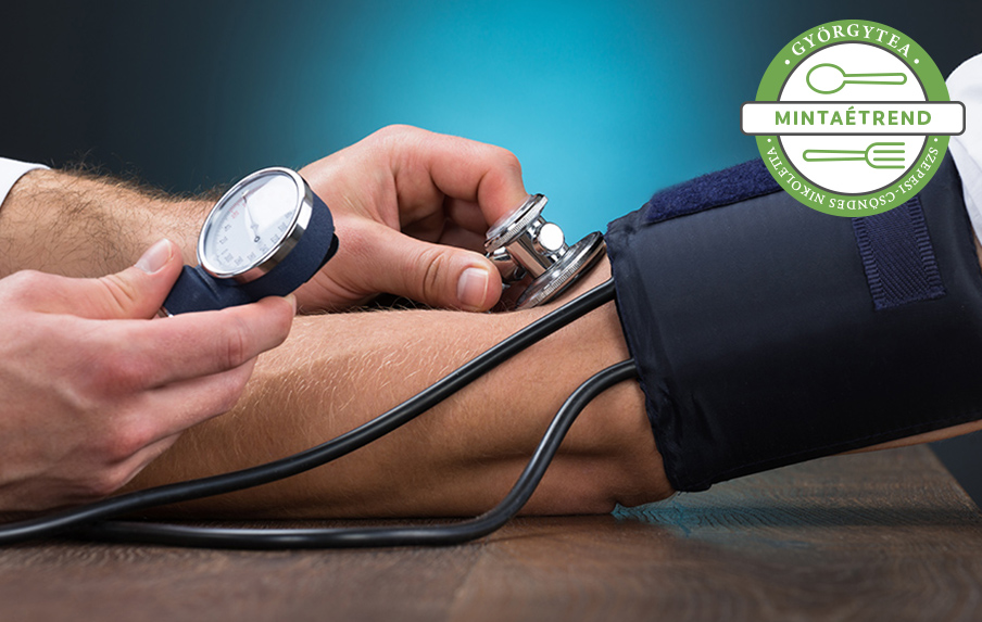 diéta a magas vérnyomás összetételéhez magas vérnyomás és panaszok vele