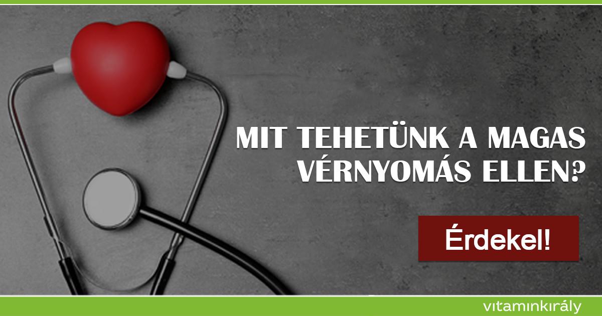 alternatív orvoslás magas vérnyomás ellen