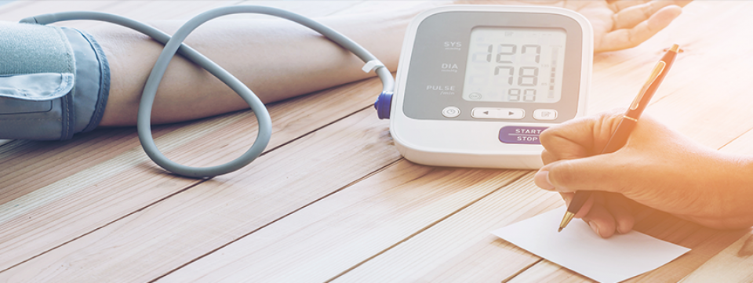 A magas vérnyomás csökkentése otthon
