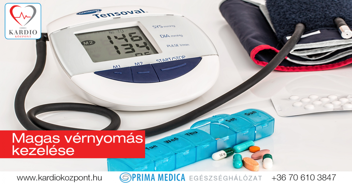 a magas vérnyomás hatékony kezelése gyógyszerekkel porlasztó magas vérnyomás