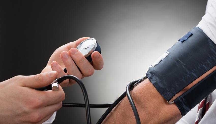 magas légköri nyomás, magas vérnyomás