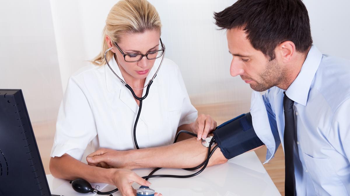 vérnyomásingadozás