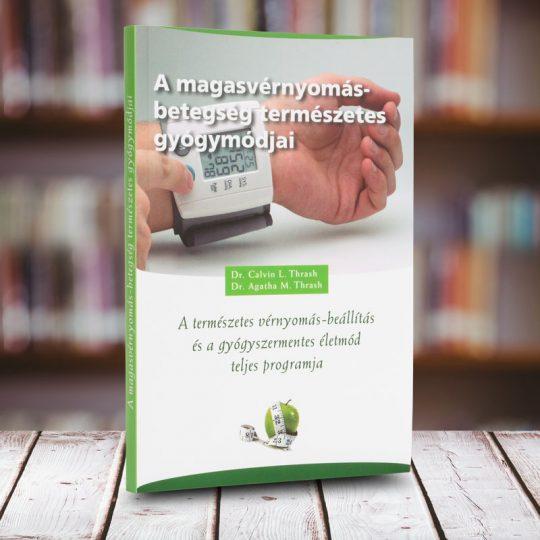 magas vérnyomás kezelés gyógyszerek nélkül könyv