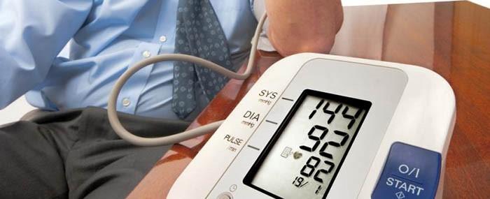 magas vérnyomás normája