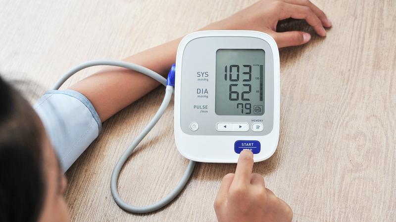 menü a magas vérnyomás kezelésére