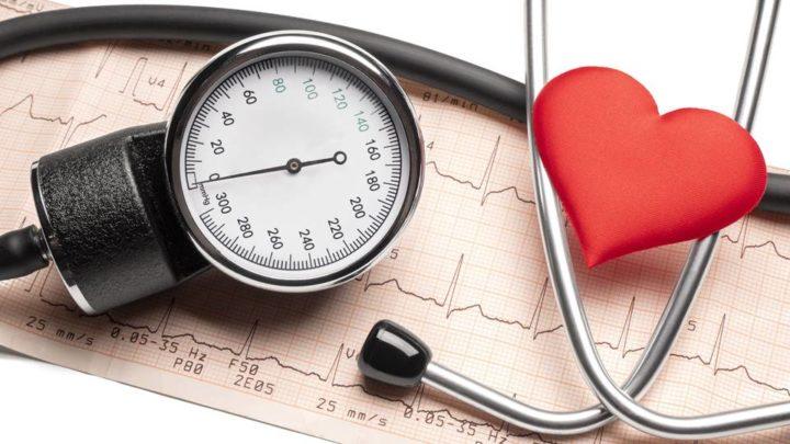 a magas vérnyomás kockázati szintje