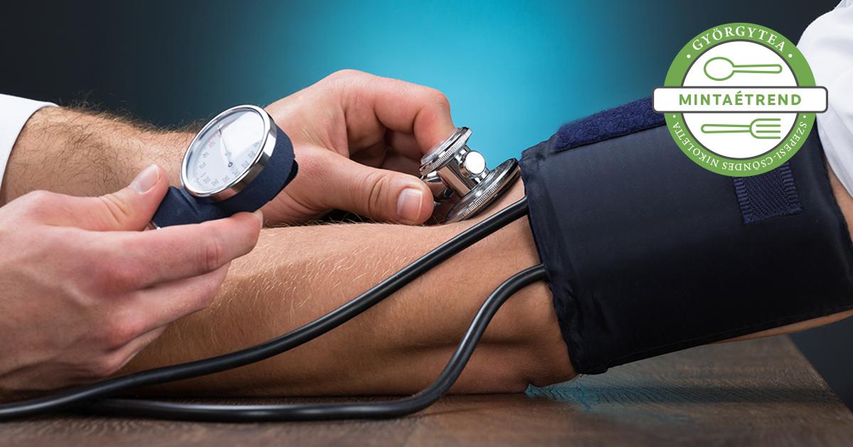 galagonya tea hatása a vérnyomásra magas vérnyomás elleni gyógyszerek cseppekben